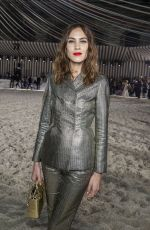 ALEXA CHUNG at Christian Dior Couture Spring/Summer 2019 Cruise Collection in Chantilly 05/26/2018