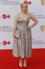 ALEXA DAVIES at Bafta TV Awards in London 05/13/2018