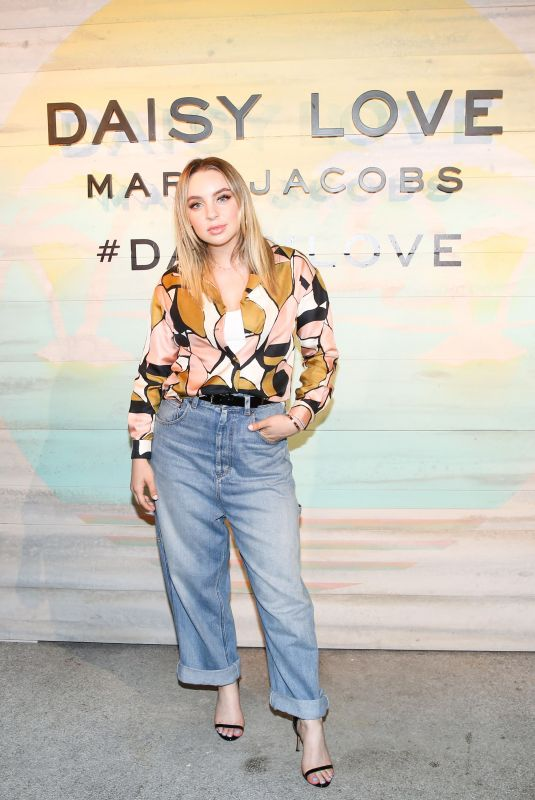 ALEXA LOSEY at Daisy Love Fragrance Launch in Santa Monica 05/09/2018
