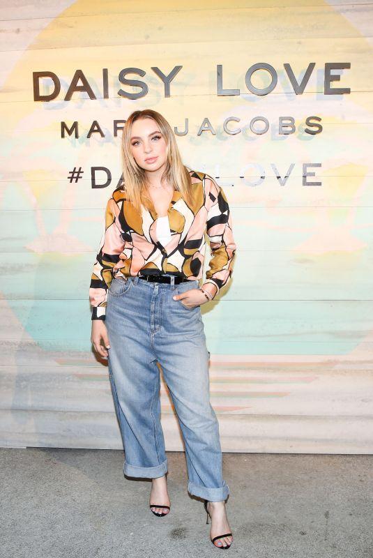 ALEXA LOSEY at Daisy Love Fragrance Launch in Santa Monica 05/09/2018