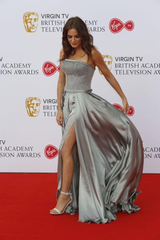 ALEXANDRA FELSTEAD at Bafta TV Awards in London 05/13/2018