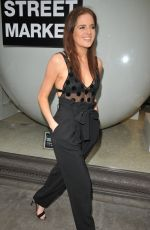 ALEXANDRA FELSTEAD at Hello! Magazine x Dover Street Market 30th Anniversary Party in London 05/09/2018