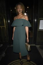 ALEXANDRA MARDELL at Hotel Gotham 3rd Birthday Party in Manchester 05/24/2018