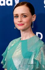 ALEXIS BLEDEL at 2018 Glaad Media Awards in New York 05/05/2018