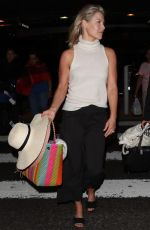 ALI LARTER at LAX Airport in Los Angeles 05/16/2018