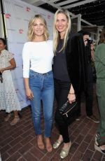 ALI LARTER at Nyakio Launch at Ronrobinson in Los Angeles 05/22/2018
