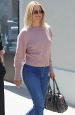 ALI LARTER Out Shopping in Beverly Hills 05/10/2018