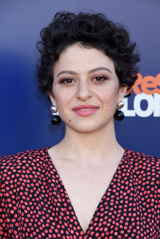 ALIA SHAWKAT at Arrested Development Show Premiere in Los Angeles 05/17/2018