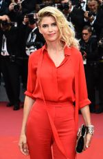 ALICE TAGLIONI at Everybody Knows Premiere and Opening Ceremony at 2018 Cannes Film Festival 05/08/2018