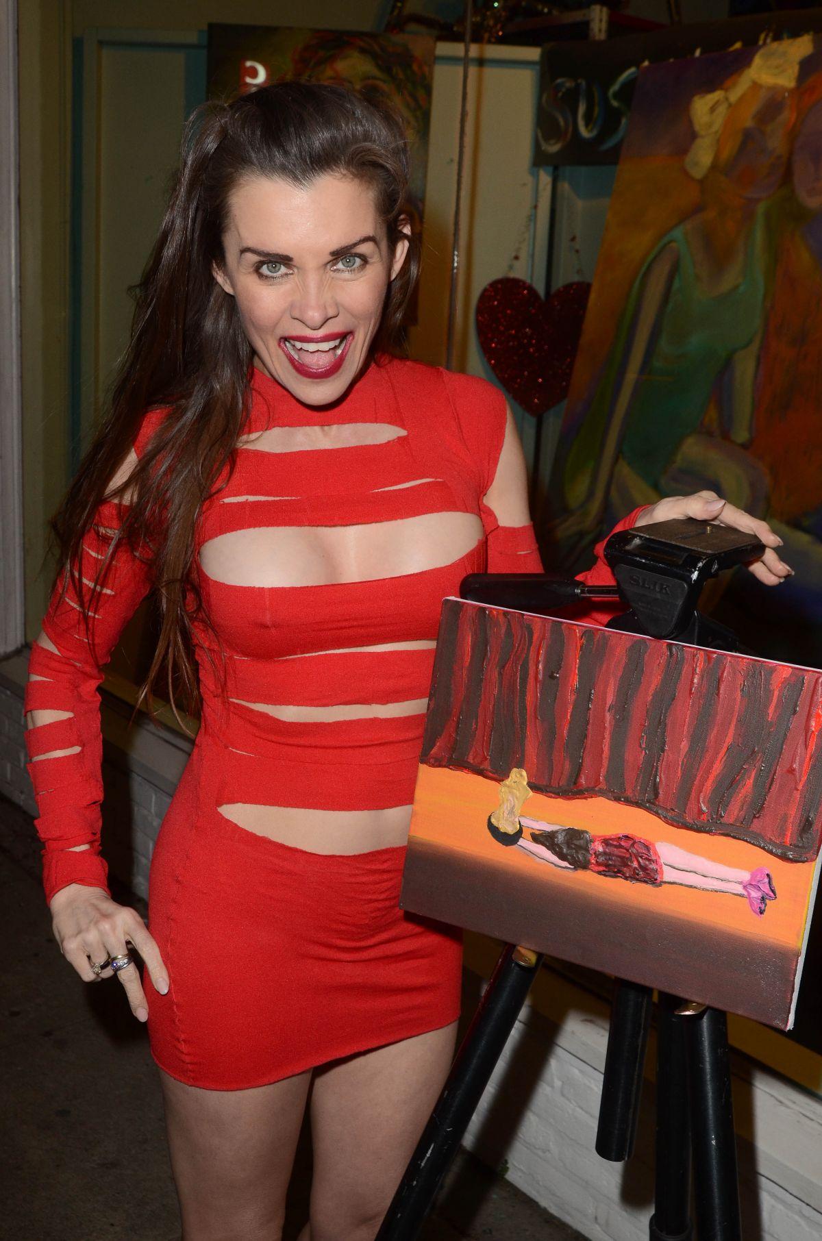 ALICIA ARDEN at a Social Media Contest in Los Angeles 05