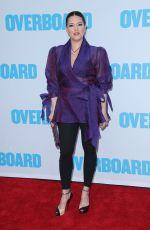 ALICIA MACHADO at Overboard Premiere in Los Angeles 04/30/2018