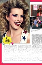 ALISON BRIE anb BETTY GILPIN in Entertainment Weekly, May 2018