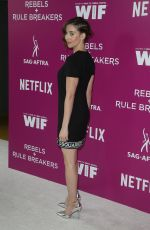 ALISON BRIE at Rebels and Rule Breakers FYC Event in Los Angeles 05/12/2015