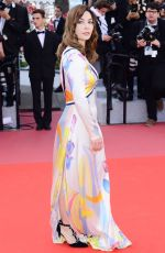 ALIX BENEZECH at Ash is Purest White Premiere at Cannes Film Festival 05/11/2018