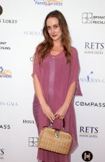 ALLIE CROW BUCKLEY at 7th Annual Norma Jean Gala in Los Angeles 05/19/2018