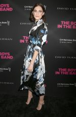 ALLISON WILLIAMS at The Boys in the Band 50th Anniversary Celebration in New York 05/30/2018