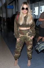 ALLY BROOKE at LAX Airport in Los Angeles 05/10/2018