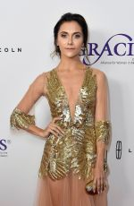 ALYSON STONER at 2018 Gracie Awards Gala in Beverly Hills 05/22/2018