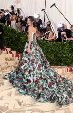 AMAL CLOONEY at MET Gala 2018 in New York 05/07/2018