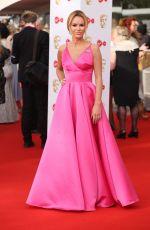 AMANDA HOLDEN at Bafta TV Awards in London 05/13/2018