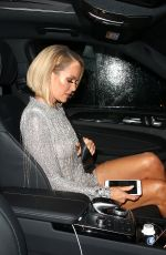 AMANDA HOLDEN Leaves Britain