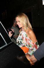AMANDA HOLDEN Leaves Kylie Minogue