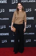 AMANDA PEET at Brockmire and Portlandia FYC Event in Los Angeles 05/15/2018