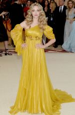 AMANDA SEYFRIED at MET Gala 2018 in New York 05/07/2018