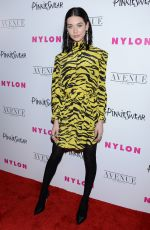 AMANDA STEELE at Nylon Young Hollywood Party in Hollywood 05/22/2018