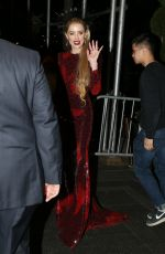 AMBER HEARD at MET Gala After-party in New York 05/07/2018