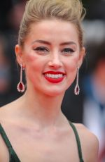 AMBER HEARD at Sorry Angel Premiere  at Cannes Film Festival 05/10/2018