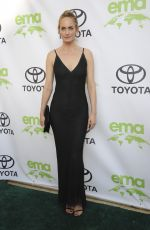 AMBER VALLETTA at 2018 Environmental Media Awards in Beverly Hills 05/22/2018
