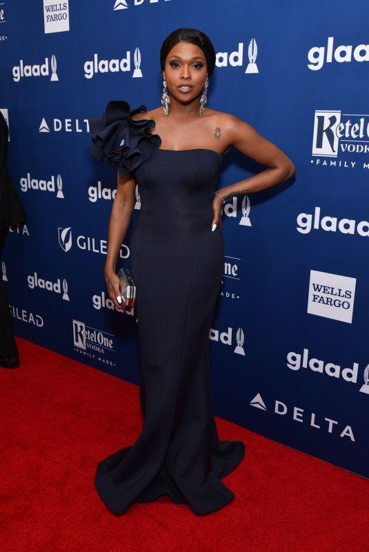 AMIYAH SCOTT at 2018 Glaad Media Awards in New York 05/05/2018