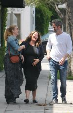 AMY ADAMS Out and About in Beverly Hills 05/15/2018