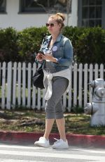 AMY ADAMS Out in West Hollywood 05/04/2018