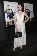 AMY FORSYTH at A Kid Like Jake Premiere in New York 05/21/2018