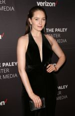 AMY FORSYTH at Paley Honors: A Gala Tribute to Music on Television in New York 05/15/2018