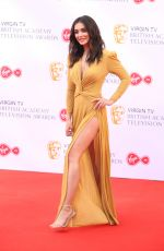 AMY JACKSON at Bafta TV Awards in London 05/13/2018