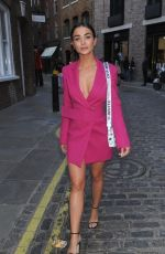 AMY JACKSON at Bluebird Shop Launch Party in London 05/17/2018
