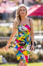 ANA BRAGA Out Shopiing in Calabasas 05/17/2018
