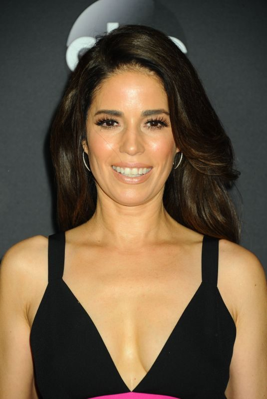 ANA ORTIZ at Disney/ABC/Freeform Upfront in New York 05/15/2018