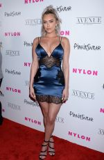 ANASTASIA KARANIKOLAOU at Nylon Young Hollywood Party in Hollywood 05/22/2018
