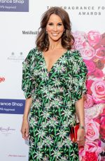ANDREA MCLEAN at Fragrance Foundation Awards in London 05/17/2018