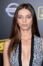 ANGELA SARAFYAN at Solo: A Star Wars Story Premiere in Los Angeles 05/10/2018