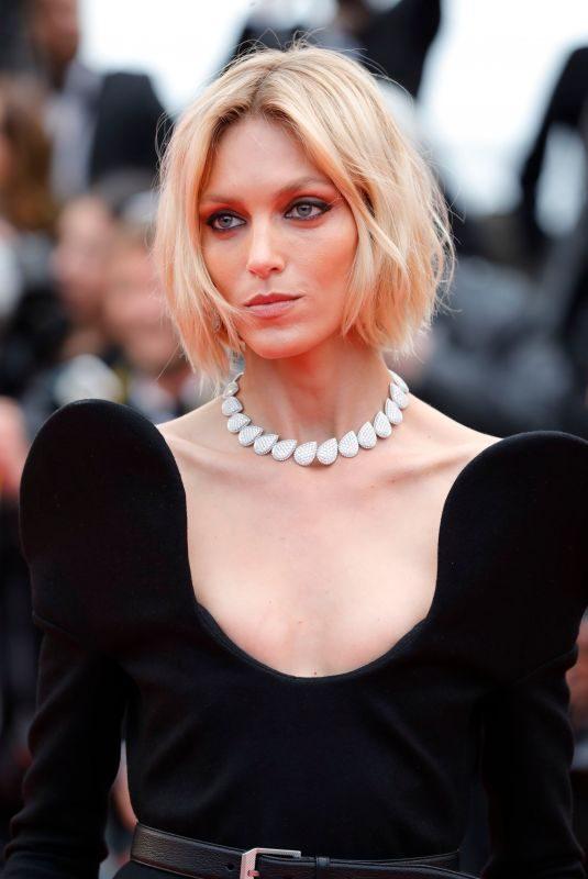 ANJA RUBIK at Blackkklansman Premiere at Cannes Film Festival 05/14/2018
