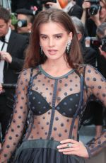 ANNA ANDRES at Sink or Swim Premiere at 2018 Cannes Film Festival 05/13/2018