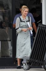 ANNA CAMP on the Set of The Wdding Year in Los Angeles 05/31/2018