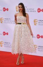 ANNA PASSEY at Bafta TV Awards in London 05/13/2018