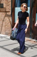 ANNA TORV Out in New York 05/20/2018