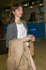 ANNABELLE BELMONDO Arrives at Nice Airport 05/07/2018